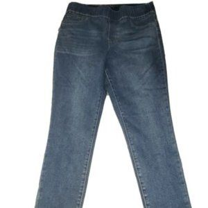 Women's Diana NINE WEST JEANS Yoga Heidi Pull On